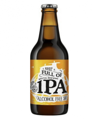 A ship full of IPA alkoholfri
